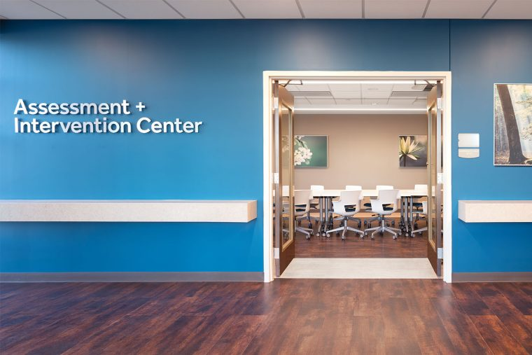 Assessment + Intervention Center